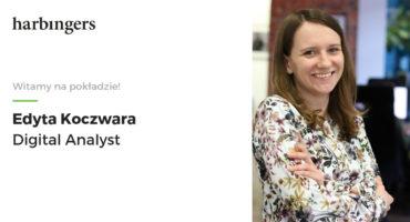 Edyta Koczwara Digital Analyst