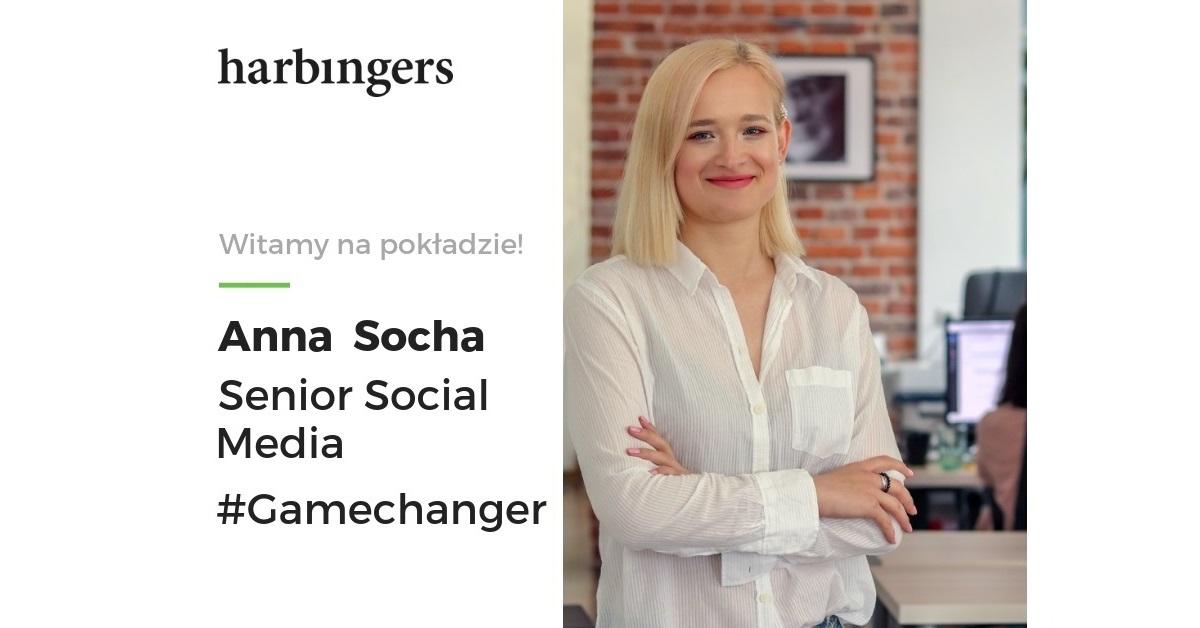 Anna Socha social media