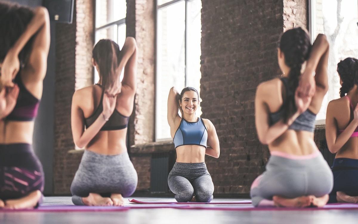 Ćwiczenia grupowe, kobiety